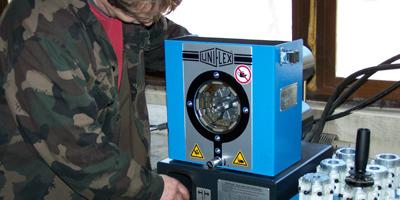 Gyakorlati problémamegoldás hidraulikus berendezésekhez tanfolyam