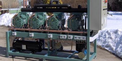 Hűtő-, klíma- és hőszivattyú berendezés-szerelő tanfolyam