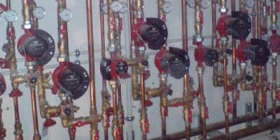 Központifűtés- és gázhálózat-rendszerszerelő tanfolyam